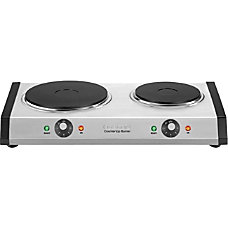 Cuisinart Countertop Double Burner 2 x