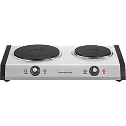 Cuisinart Countertop Double Burner