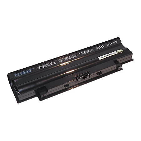 Premium Power Products Dell Inspiron Laptop Battery - For Notebook - Battery Rechargeable - 11.1 V DC - 4400 mAh - 49 Wh - Lithium Ion (Li-Ion) - 1 / White Box