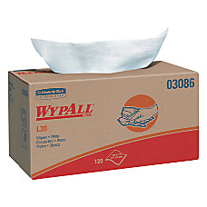 WypAll L30 Wipers Pop Up Box