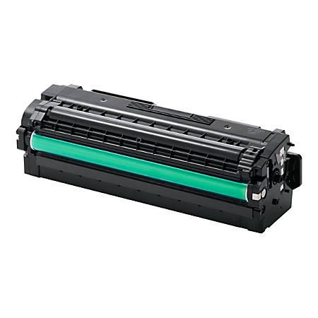 Samsung CLT-C505L - High Yield - cyan - original - toner cartridge - for ProXpress SL-C2620DW, SL-C2670FW, SL-C2680FX