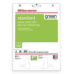 Office Depot Brand 40percent Recycled Bleed