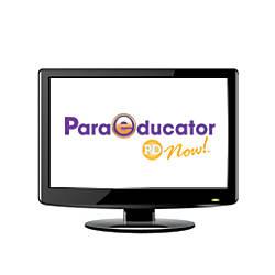 The Master Teacher Paraeducator PD Now