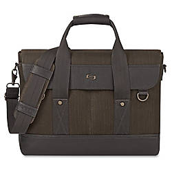 Solo Executive Carrying Case Briefcase for