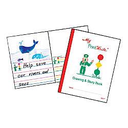 Kurtz Bros PrintWrite Drawing Story Books