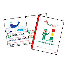 Kurtz Bros PrintWrite Drawing Story Books