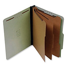 SJ Paper Classification Folders 3 Divider