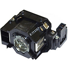 eReplacements ELPLP41 V13H010L41 Replacement Lamp for
