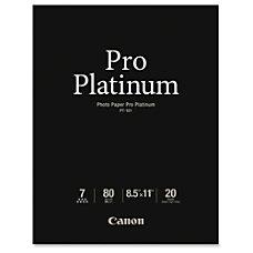 Canon Photo Paper Pro Platinum 8