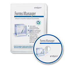 Gradience SR0076 Forms Manager HR Software