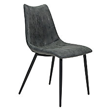 Zuo Modern Norwich Dining Chairs Vintage