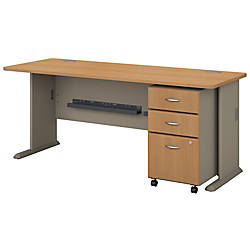 Bush Business Furniture Office Advantage 72