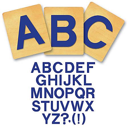"""Ellison® Prestige® SureCut™ Alphabet Set, 4"""", Block Capital Letters"""