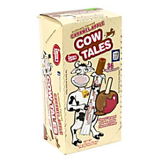 Cow Tales Caramel Apple Box Box