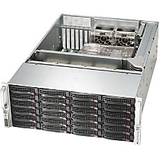 Supermicro SuperChassis SC846BE26 R920B System Cabinet