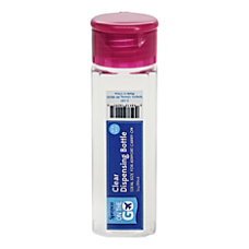 Sprayco Empty Dispensing Bottle 3 Oz