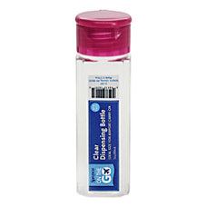 Sprayco Empty Dispensing Bottle 3 Oz