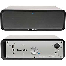 Califone 30W Portable Speaker with Bluetooth