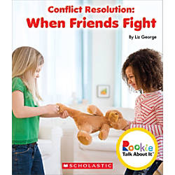 Scholastic Rookie Talk About It Resolution