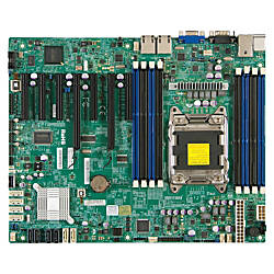 Supermicro X9SRL Server Motherboard Intel Chipset