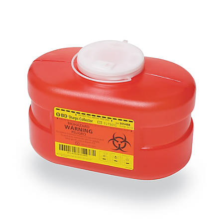 BD™ Sharps Collector, 3.3 Quarts