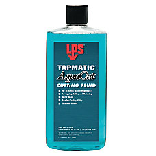 Tapmatic AquaCut Cutting Fluids 16 oz