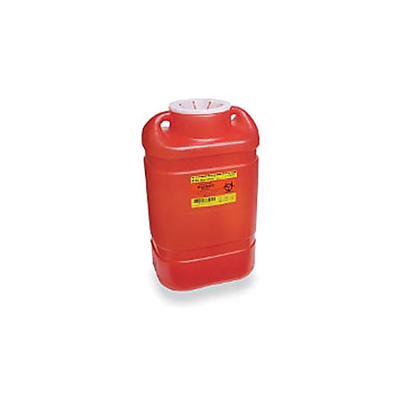 BD™ Multi-Use One-Piece Sharps Collectors, 5 Gallons