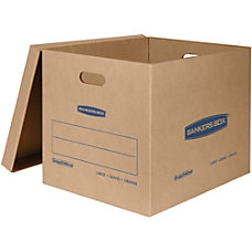 Fellowes SmoothMove Classic Moving Boxes With