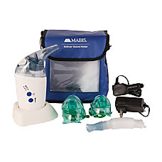 MABIS MINIBreeze Ultrasonic Nebulizer 8 H