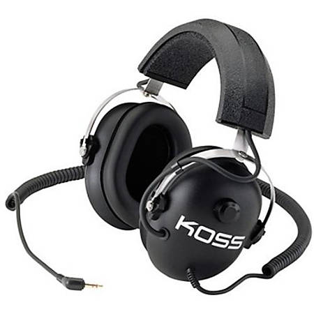 Koss QZ99 Noise-Reduction On-Ear Headphones