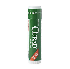 CURAD Mint Lip Balm With SPF