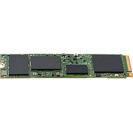Intel® 600p 128GB Internal Solid State Drive, PCI Express