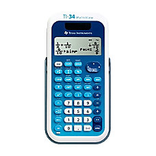 Texas Instruments MultiView TI 34 EZ