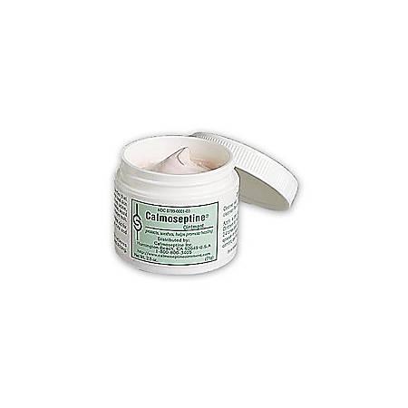 Calmoseptine® Ointment, 2.5 Oz