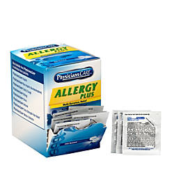 PhysiciansCare Allergy Medication 2 Per Pack