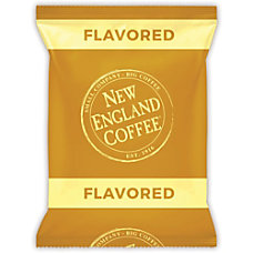 New England French Vanilla Coffee Single