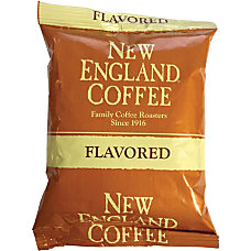 New England French Vanilla Coffee French