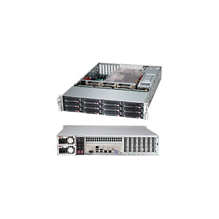 Supermicro SuperChassis SC826BE16-R1K28LPB System Cabinet