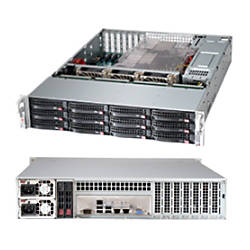 Supermicro SuperChassis SC826BE16 R1K28LPB System Cabinet