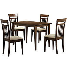Monarch Specialties Anthony Dining Table With