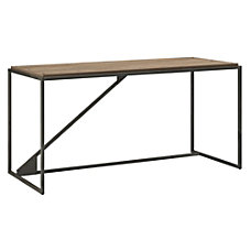 Bush Furniture Refinery Industrial Desk 62