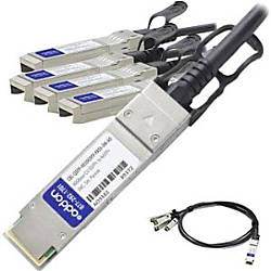 AddOn Dell CBL QSFP 4X10GSFP PASS