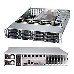 Supermicro SuperChasis SC826BE26 R920LPB Blade Server