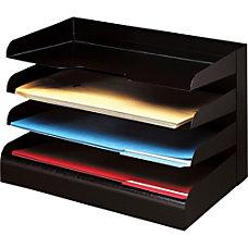 Buddy Steel Horizontal Desktop Organizer 4