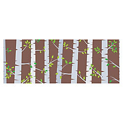Creative Teaching Press Birch Trees Border