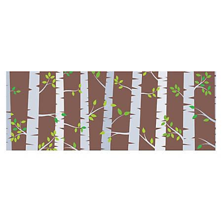 "Creative Teaching Press Birch Trees Border - Nature Theme/Subject (Border) Shape - Birch Trees - 3"" Height x 420"" Width - Multicolor - 1 Each"