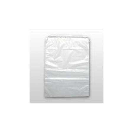 "Elkay Plastics Low-Density Polyethylene Pull-Tite Double Drawstring Bags, 8"" x 12"", Box Of 1,000"