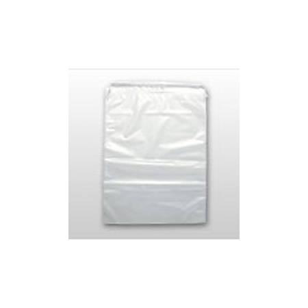 "Elkay Plastics Low-Density Polyethylene Pull-Tite Double Drawstring Bags, 12"" x 18"", Box Of 1,000"