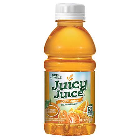 Juicy Juice Orange Tangerine Juice, 10 Oz, Pack Of 24