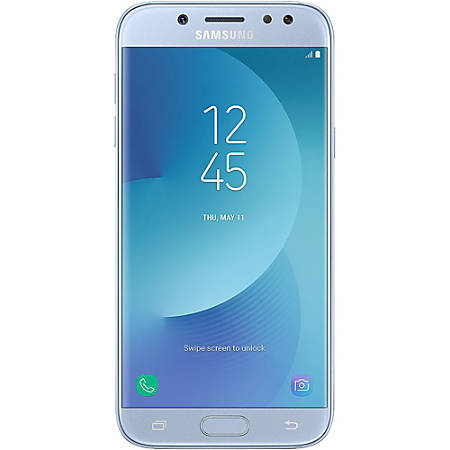 98083a33c8 Samsung Galaxy J7 Pro J730G Cell Phone Blue Silver PSN101015 ...